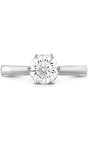 Hearts On Fire HOF Engagement ring HBRSIG01008RC-6P-N product image