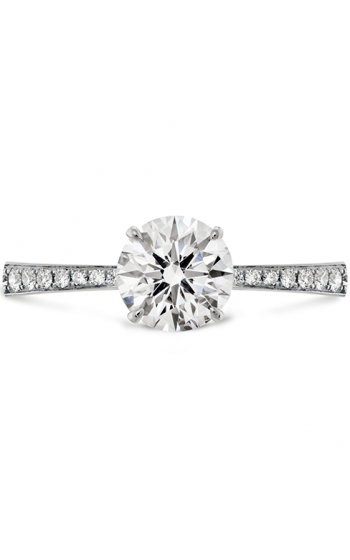 Hearts On Fire HOF Engagement ring HBRDSIG0064PLA-N product image