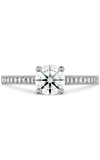Hearts On Fire Illustrious Engagement ring HBRILR0070PLA-C product image