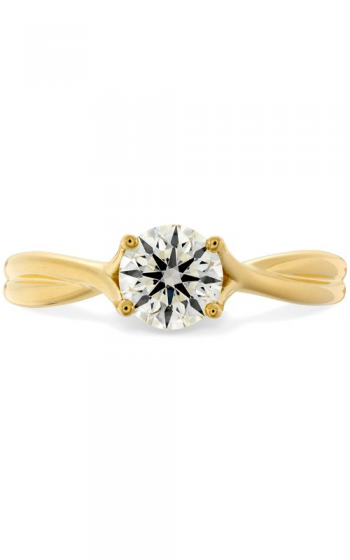 Hearts On Fire Simply Bridal Engagement ring HBRSTW00338Y-C product image