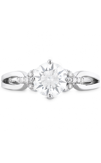 Hearts On Fire Brielle Engagement ring HBRBRIEL00628RA-C product image