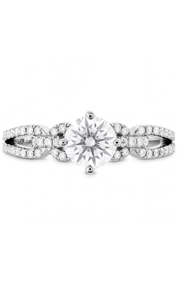Hearts On Fire Brielle Engagement ring HBRDBRIEL0060PLAA-C product image