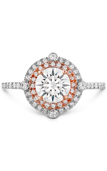 Hearts On Fire HOF Engagement ring HBRCOMDH01068RWB-C product image