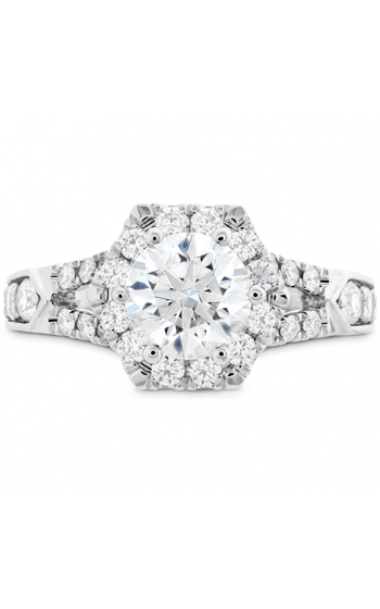 Hearts On Fire HOF Engagement ring HBRDHEXS01408WB-C product image