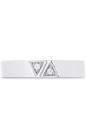 Triplicity Triangle Double Diam Band 4mm product image