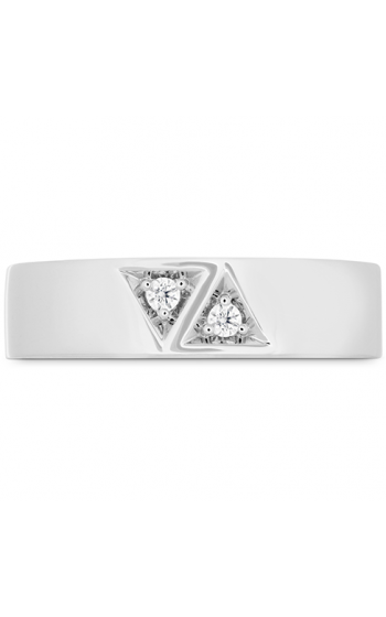 Triplicity Triangle Double Diam Band 6mm product image