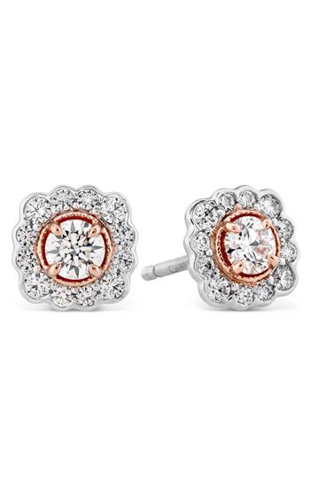 6b83f4622 Hearts On Fire HFELILFLOWR00558RP Earring | Rottermond