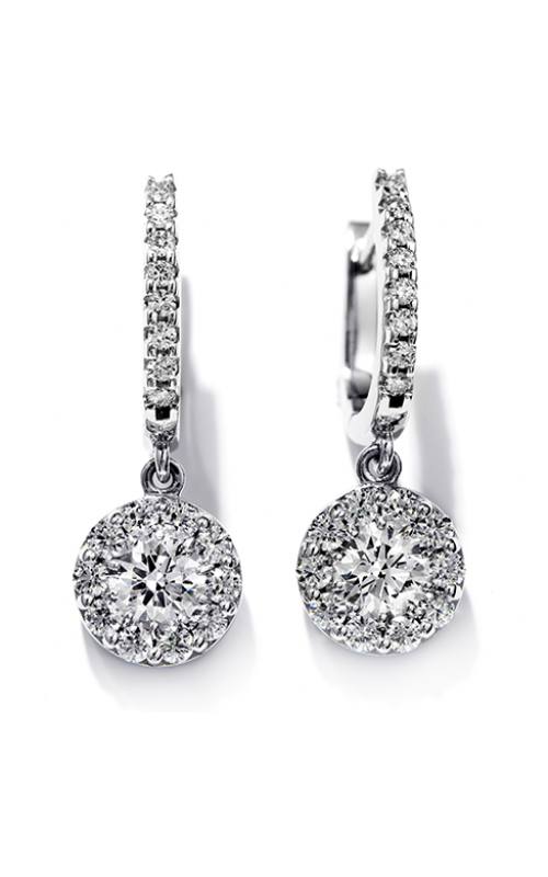 Fulfillment Diamond Drop Earrings product image