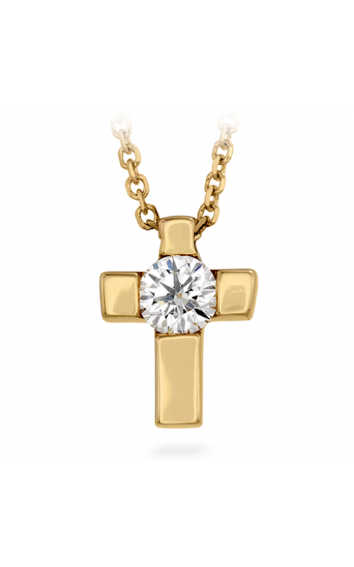Charmed Cross Pendant product image