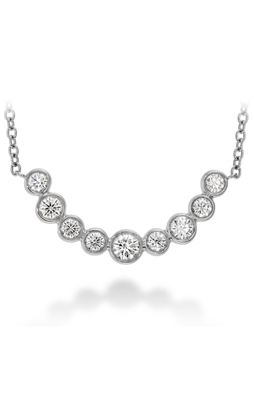 Copley Bezel Necklace product image