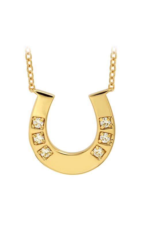 HOF Horseshoe Necklace product image