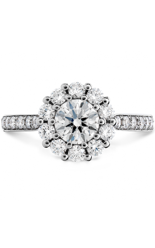 Hearts On Fire Engagement ring HBRDBELOV0105PLA-C product image