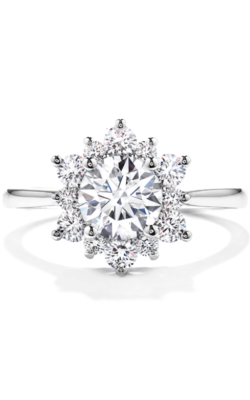Hearts On Fire Engagement ring HBRELD050PLAA-C product image