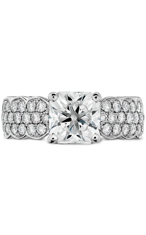 Lorelei Dream Pave Engagement Ring product image