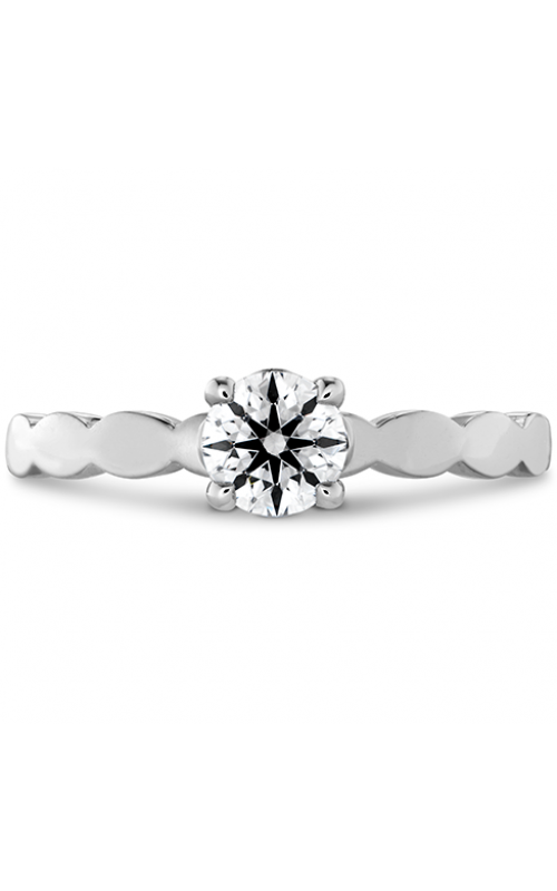 Lorelei Floral Solitaire Engagement Ring product image