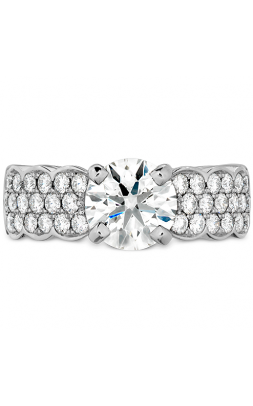 Hearts On Fire Lorelei Engagement ring HBSLORP00728WE-C product image