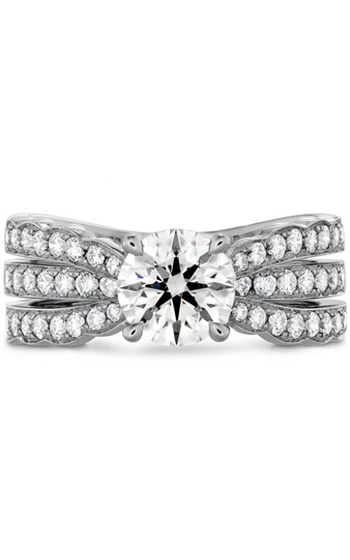 Lorelei Triple Diamond Row Engagement Ring product image