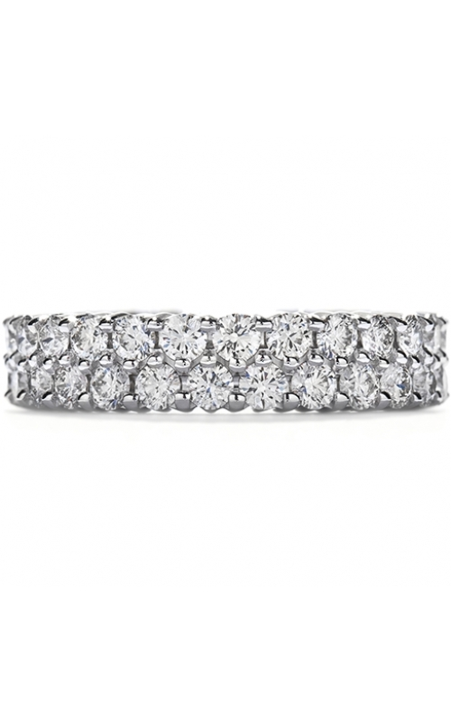 Double-Row Eternity Band Right Hand Ring product image