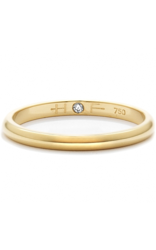 Hearts On Fire Ladies Half-Round Wedding band HBAHRBAND8Y-2 product image
