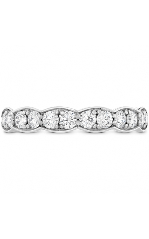 Lorelei Floral Diamond Band Large product image