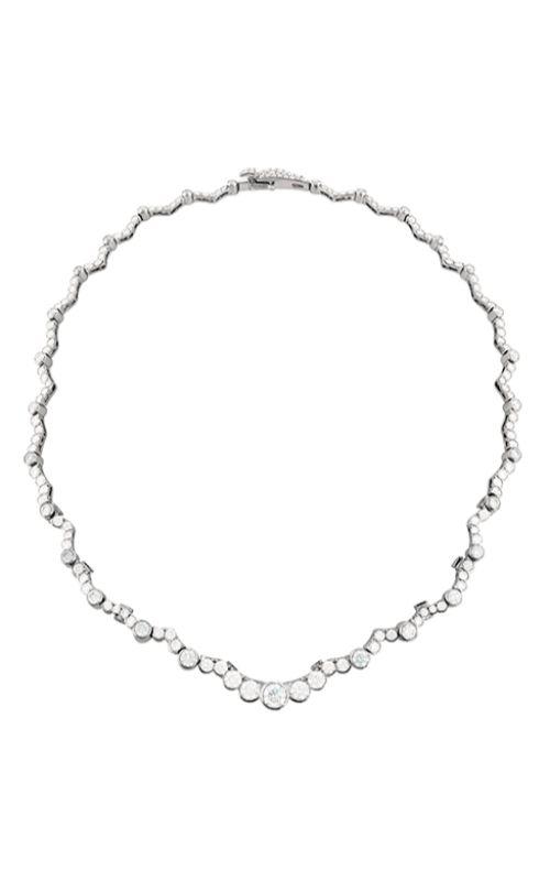 Lorelei Chandelier Diamond Line Necklace product image
