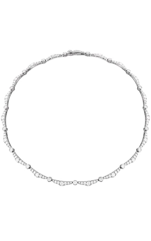 Lorelei Ribbon Diamond Line Necklace product image