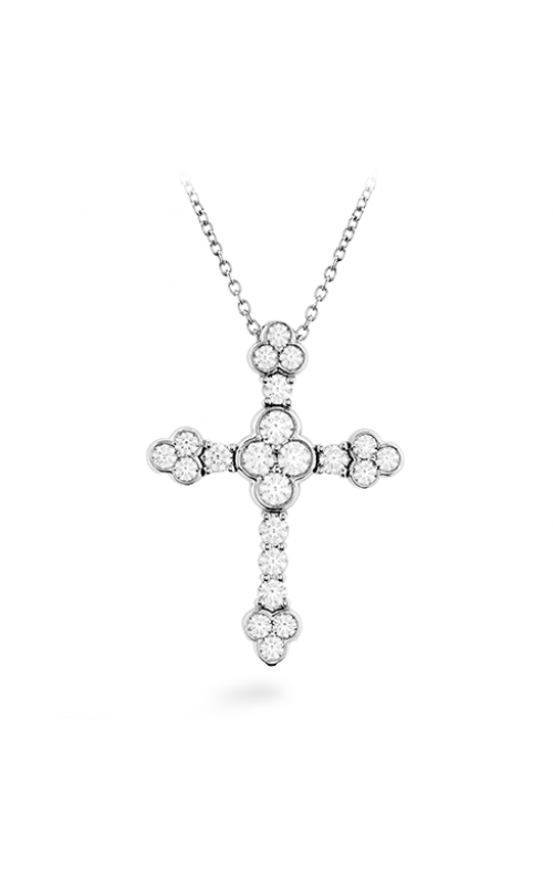 Effervescence Diamond Cross Pendant product image