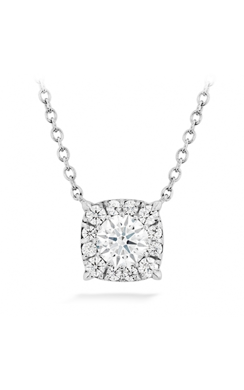HOF Custom Halo Diamond Pendant product image