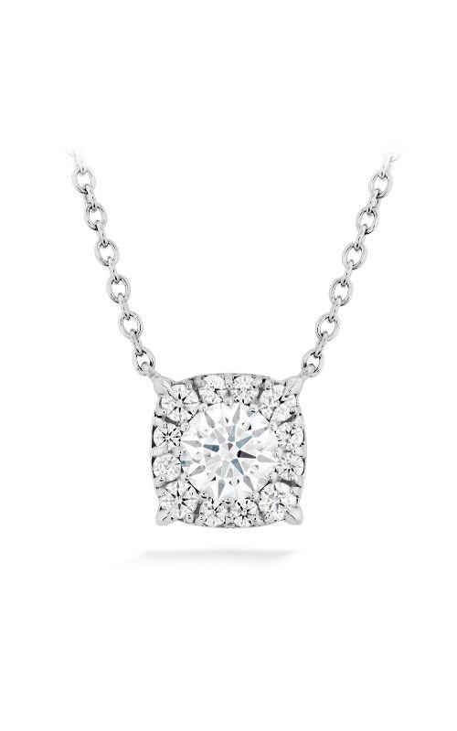 HOF Custom Halo Diamond Pendant product image
