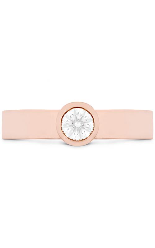 Distinguished Single Bezel Diamond Ring product image