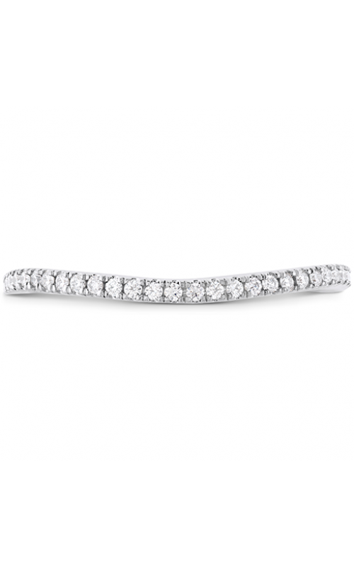Brielle Curved Split Shank Band matches product image