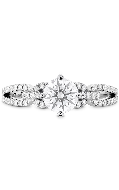 Brielle Engagement Ring - Diamond Intensive product image