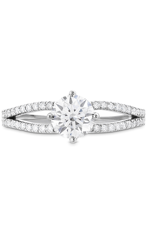 Brielle Split Shank Engagement Ring product image