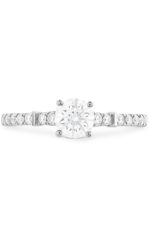 Cali Chic HOF Rope Engagement Ring product image