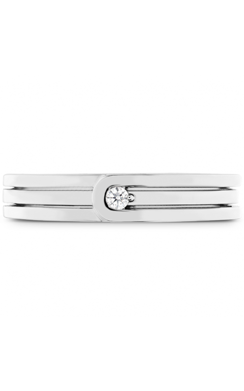 Hearts On Fire Wedding band HBACPENTR0038W-4 product image