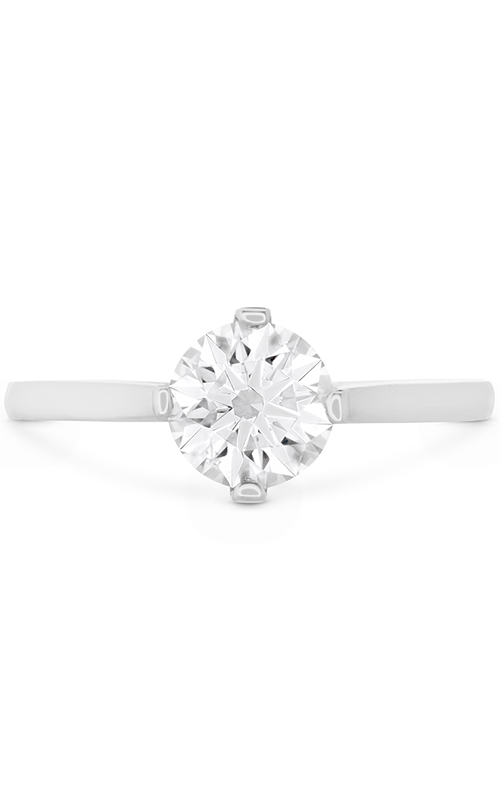 Deco Chic Solitaire Engagement Ring product image