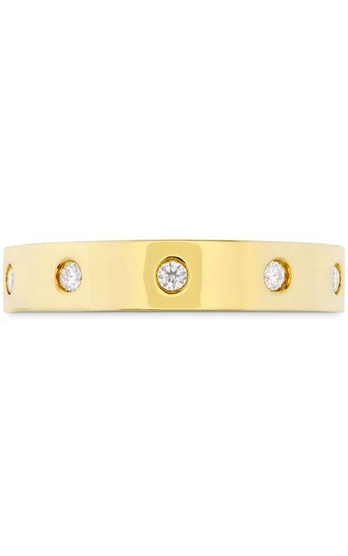 Coupled Multi Diamond Flat Burnish Band 4mm product image