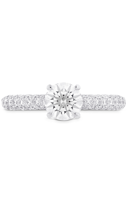 Euphoria HOF Engagement Ring - Diamond Band product image