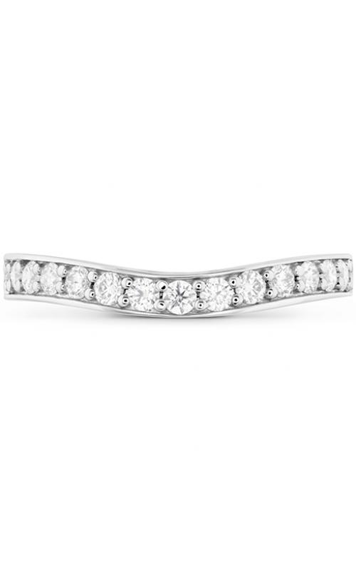 HOF Hexagonal Curved Diamond Band product image