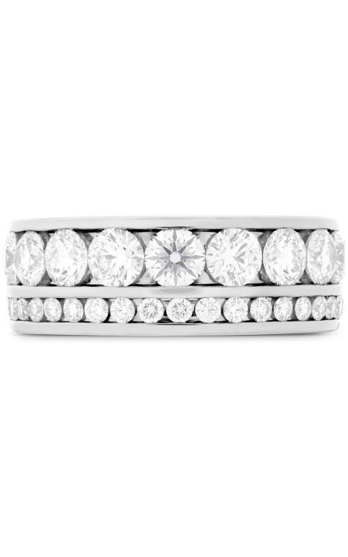 HOF Two Row Channel Diamond Band product image