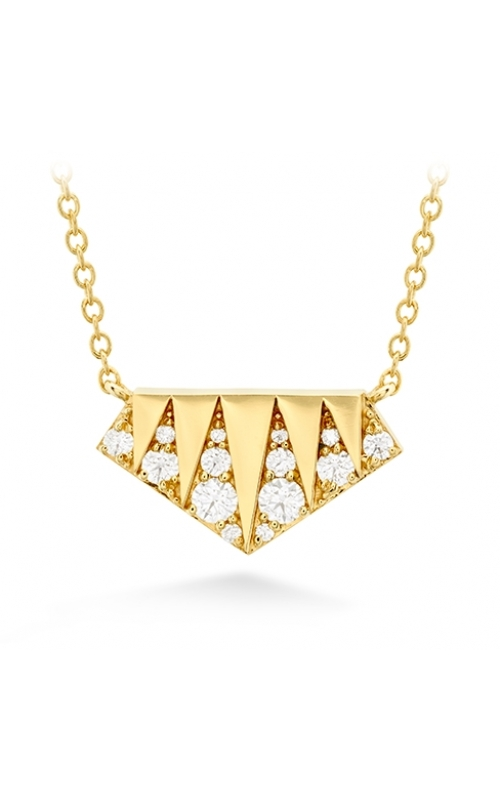 Triplicity Golden Pendant product image