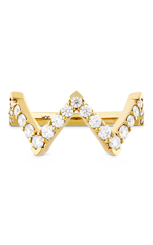 Triplicity Pointed Diamond Ring product image