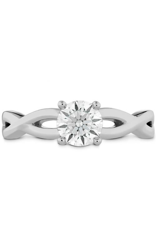 Destiny Twist Solitaire Engagement Ring product image