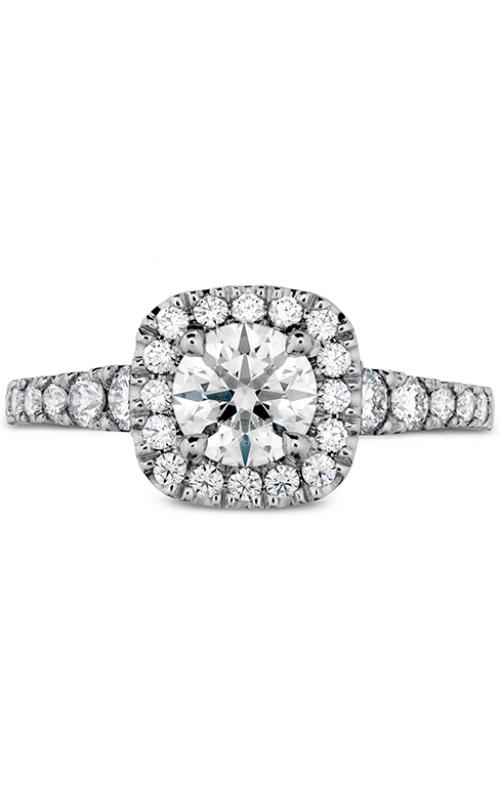 Transcend Premier Custom Halo Engagement Ring product image
