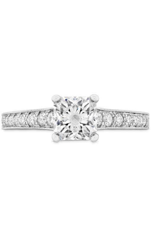 Liliana Milgrain DRM Engagement Ring HBRDLIDRM0077PLA-N product image