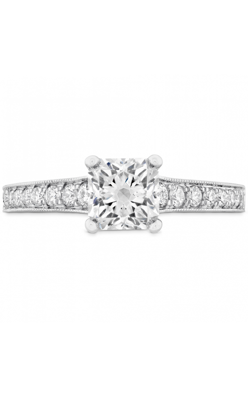 Liliana Milgrain DRM Engagement Ring HBRDLIDRM01038WB-N product image