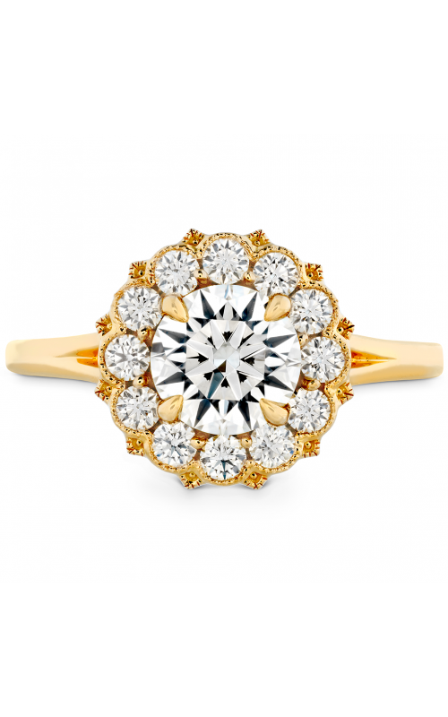 Liliana Halo Engagement Ring HBRLILHAL0085PLA-C product image