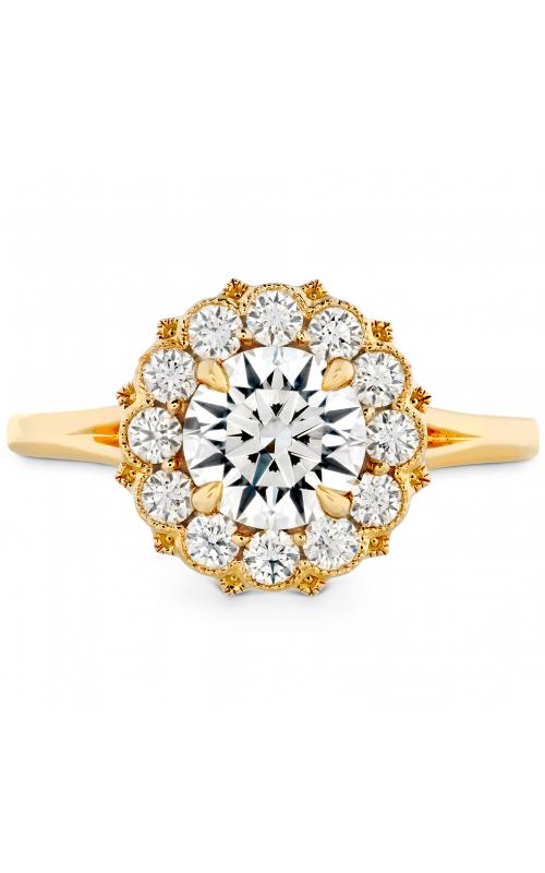 Liliana Halo Engagement Ring HBRLILHAL0145PLC-C product image