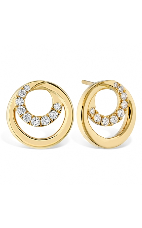 Optima Circle Earrings product image
