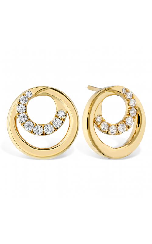 Optima Circle Earrings HFEOPTCR00388R product image